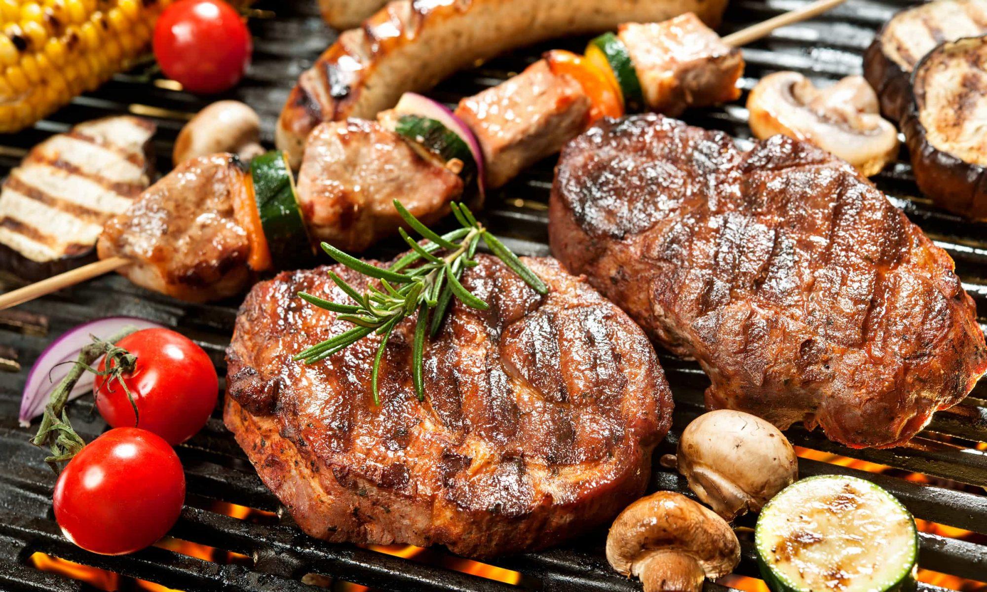 Carne grigliata, sviluppo del tumore, correlazione tra carne grigliata e cancro