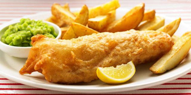 Fish & Chips, procedimento per effettuarlo, ingredienti